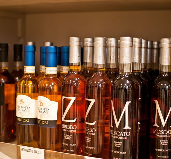 Alimont Cipriani Dolciumi Cantina vini liquorosi